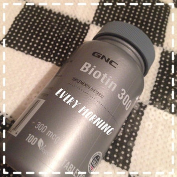 Photo of GNC Biotin 600 uploaded by Emperatriz R.