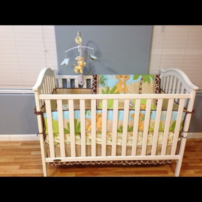 Disney Baby Bedding Lion King Blanket with Beanie uploaded by Sintia M.