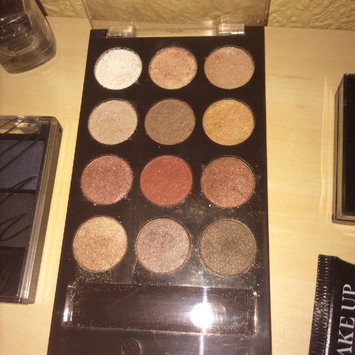 Photo of Sun Kissed 12 Colour Shimmering Eyeshadow Palette uploaded by Ellissia R.