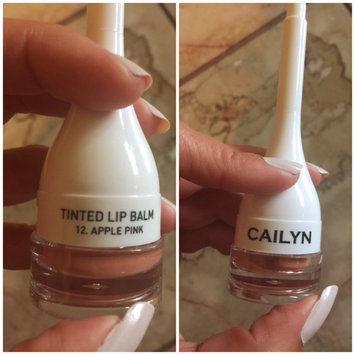 Photo of Cailyn Cosmetics Tinted Lip Balm uploaded by member-c02931d72
