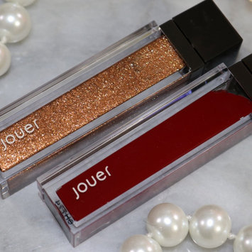 Photo of Jouer Long-Wear Lip Topper - No Color uploaded by Cynira C.