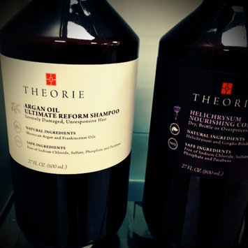 Photo of Theorie Argan Oil Ultimate Reform Shampoo uploaded by Nicole V.