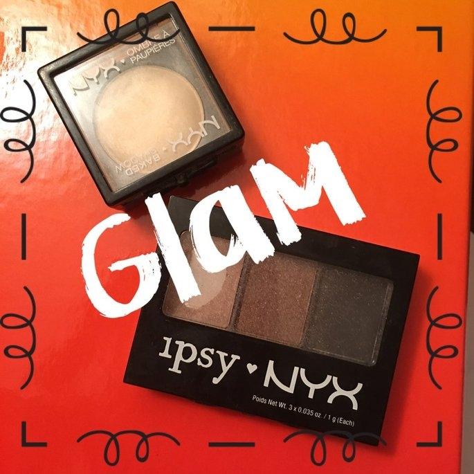 NYX Cosmetics Baked Eye Shadow uploaded by belle D.