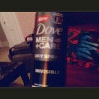 Dove Men+Care Antiperspirant Dry Spray Invisible uploaded by penny l.
