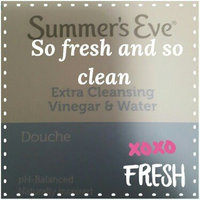 Summer's Eve Extra Cleansing Vinegar & Water Douche uploaded by Tyonna E.