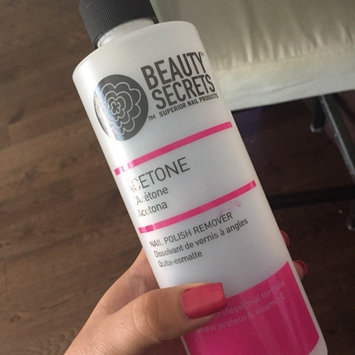 Photo of Beauty Secrets Nourishing Acetone Nail Polish Remover 16 oz. uploaded by Samantha P.