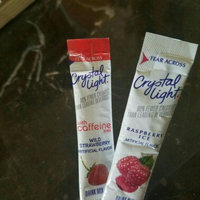 Crystal Light With Caffeine Wild Strawberry On The Go Drink Mix uploaded by Aurielle N.