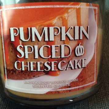 Photo of Bath & Body Works® PUMPKIN CUPCAKE 3-Wick Scented Candle uploaded by Alex H.