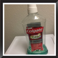 Colgate Total Advanced Pro-Shield Spearmint Surge Mouthwash uploaded by Brie L.