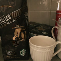 STARBUCKS® Italian Roast Roasty & Sweet Whole Bean uploaded by Lizz S.