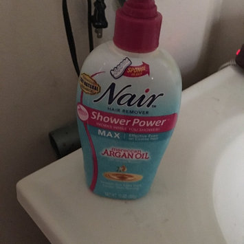 Photo of Nair Shower Power Max with Moroccan Argan Oil uploaded by Cherie N.