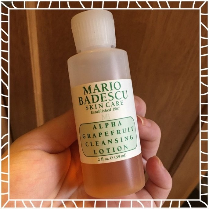 Mario Badescu Alpha Grapefruit Cleansing Lotion uploaded by Alexis P.