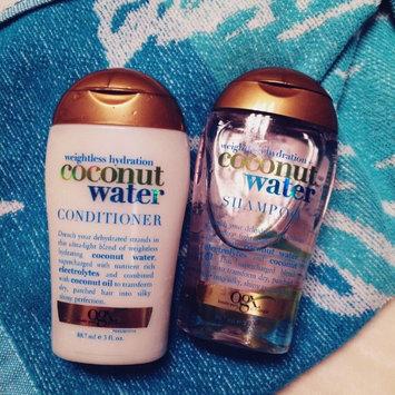 OGX® Coconut Water Shampoo uploaded by Heather F.