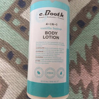 c. Booth 4-in-1 Multi-Action Vanilla Body Butter Lotion uploaded by Jessica R.