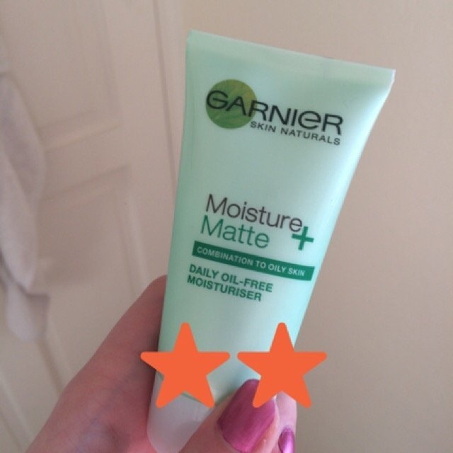 Garnier - Moisture Match Garnier Moisture Match Mattifying Fresh Cream - for Combination to Oily Skin 50ml uploaded by Rebecca K.