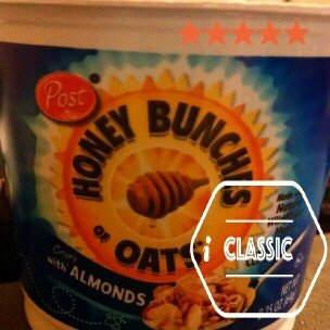 Photo of Honey Bunches of Oats with Almonds uploaded by Leanne S.
