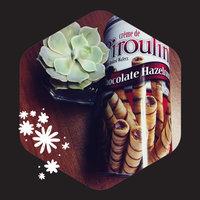 Creme De Pirouline Artisan Rolled Wafers Chocolate Hazelnut uploaded by Christie R.