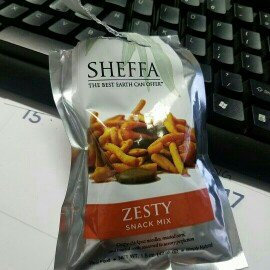 Sheffa Savory Bar, Sesame, 1.27-Ounce (Pack of 12) uploaded by Vanessa S.