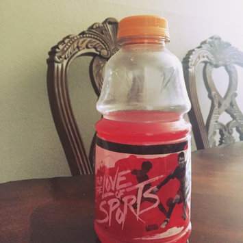 Gatorade Fruit Punch Sports Drink 32 oz uploaded by Kimberly M.
