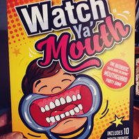 Watch Ya Mouth Watch Ya' Mouth Family Edition, the Authentic, Hilarious, Mouth Guard Party Game uploaded by Allison C.