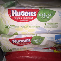 Huggies® Natural Baby Care Wipes uploaded by Octavia J.