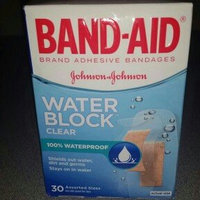 Band-Aid Water Block Plus Finger-Care Bandages uploaded by Diane A.
