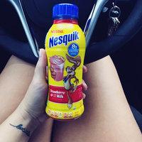 Nesquik® 25% Less Sugar Strawberry Flavor Powder uploaded by Lauren P.