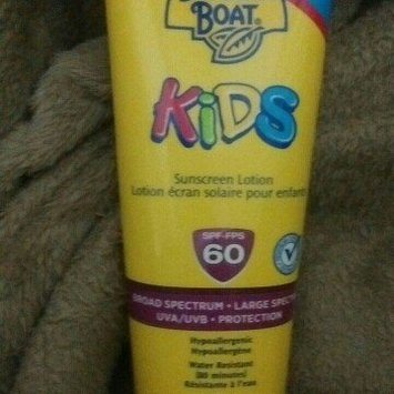Photo of Banana Boat Kids Tear-Free Sunscreen Lotion With SPF 60 uploaded by Tammy W.