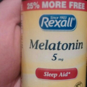 Photo of Rexall Melatonin 5 mg - Tablets, 120 ct uploaded by Nikki J.