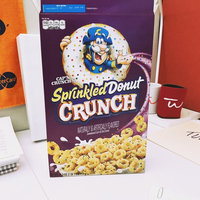 Cap'n Crunch® Sprinkled Donut Crunch™ Cereal uploaded by Desiree C.