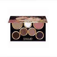 Senna Cosmetics Makeup Pallete uploaded by Analou P.