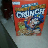 CAP'N CRUNCH Peanut Butter Crunch Cereal uploaded by Tangie C.