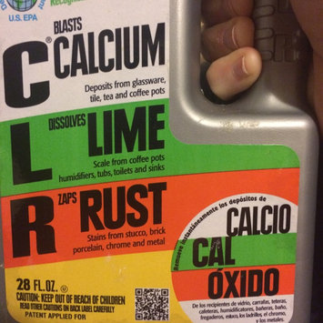 CLR Calcium Lime Rust Cleaner uploaded by Miranda W.