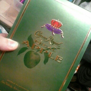 Crown Royal Apple uploaded by Tyler G.