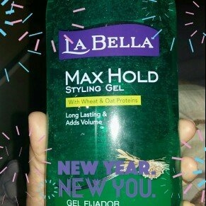 La Bella™ Max Hold Styling Gel 22 oz. Bottle uploaded by Esperanza G.
