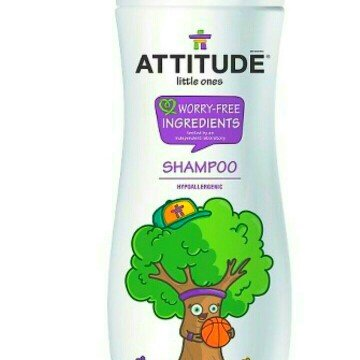 ATTITUDE Little Ones Shampoo uploaded by Brianna V.