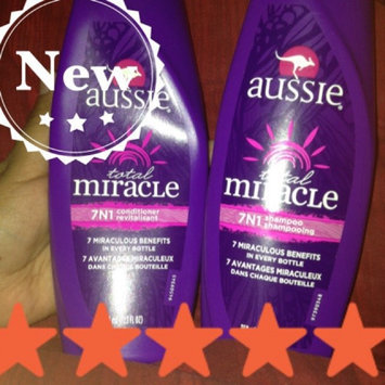 Aussie Total Miracle 7N1 Conditioner uploaded by Alicia R.