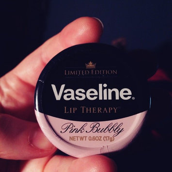 Vaseline Limited Edition Lip Therapy Pink Bubbly Tin uploaded by Kim R.