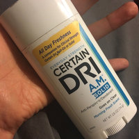 Certain Dri AM Everyday Strength Underarm Anti-Perspirant/Deodorant Solid uploaded by Suzanne J.