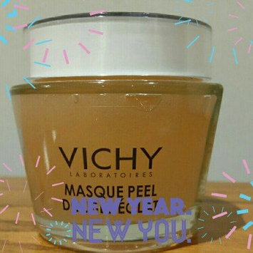 Vichy Double Glow Facial Peel Mask uploaded by Jacqueline F.