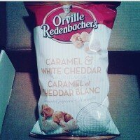 Orville Redenbacher's® Caramel White Cheddar Popcorn uploaded by Aarica S.