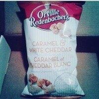 Orville Redenbacher's Caramel White Cheddar Popcorn uploaded by Aarica S.