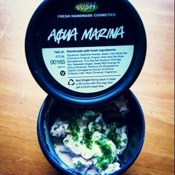 LUSH Aqua Marina Face and Body Cleanser uploaded by Alexsandra J.