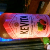 KeVita Delicious Vitality Sparkling Probiotic Drink Strawberry Acai Coconut uploaded by Debbie L.