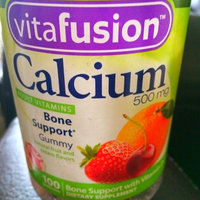 Vitafusion Calcium uploaded by Katy S.