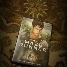 The Maze Runner (Blu-ray + Digital HD) uploaded by Olivia W.