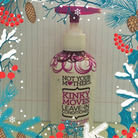 Not Your Mother's® Kinky Moves™ Leave-In Conditioner uploaded by Bailey M.