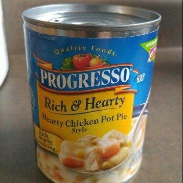 Progresso Rich & Hearty Chicken Pot Pie Style Soup uploaded by Samantha Z.