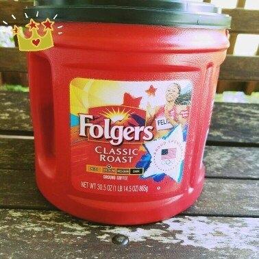 Folgers Coffee Classic Roast uploaded by Renee B.