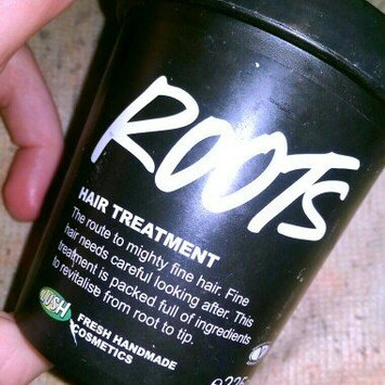 Photo of LUSH Cosmetics Roots Hair Treatment uploaded by Becca D.